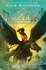 Percy Jackson And The Lightning Thief Book For