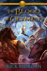 The Blood of Olympus 2D