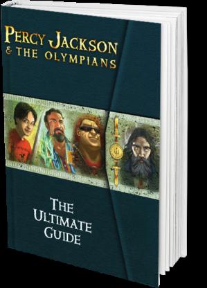 the ultimate guide � rick riordan