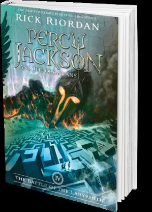 The Battle of the Labyrinth – Rick Riordan