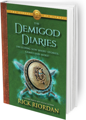 the demigod diaries � rick riordan