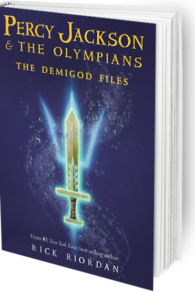 percy jackson and the olympians the ultimate guide read online