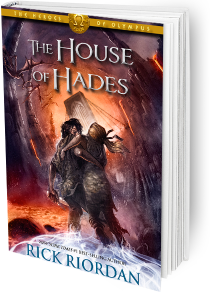 Read The House Of Hades The Heroes Of Olympus 4 By Rick Riordan