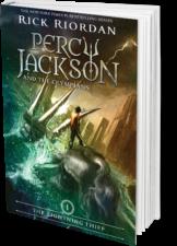 Percy Jackson And The Olympians Rick Riordan