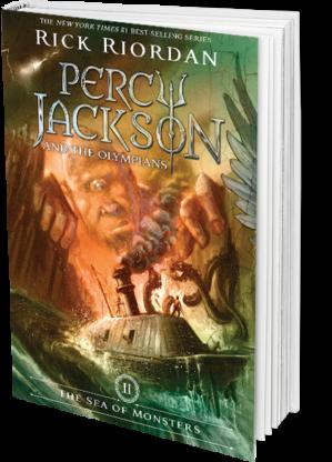 Percy Jackson and the Olympians | Rick Riordan