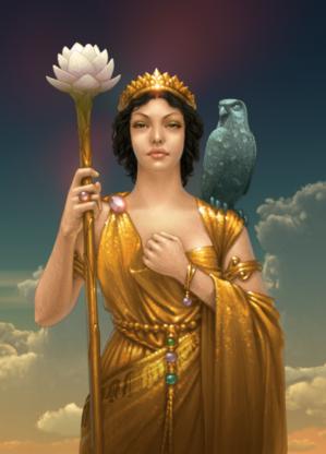 Hera – Rick Riordan
