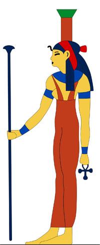 Meet the Egyptian Gods – Rick Riordan