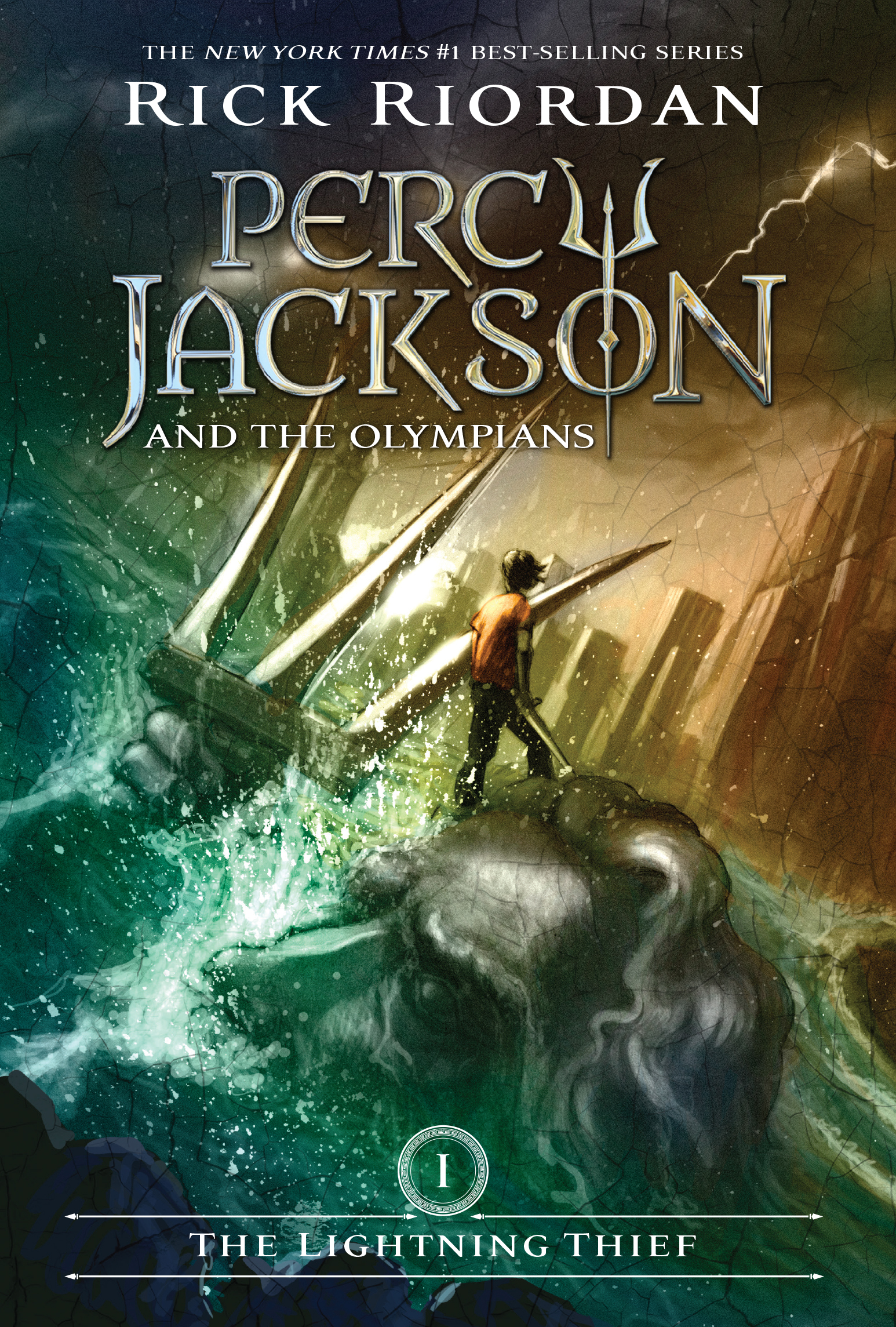 latest rick riordan book