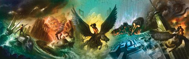 Percy Jackson And The Lightning Thief Epub