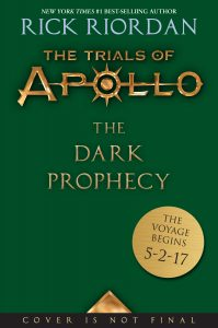 Trials of Apollo BOOK 2 type cover 2P