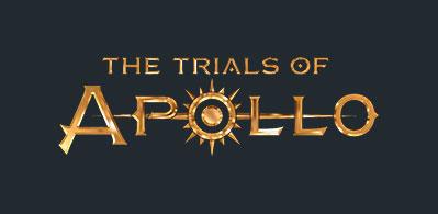 The Trials Of Apollo Rick Riordan